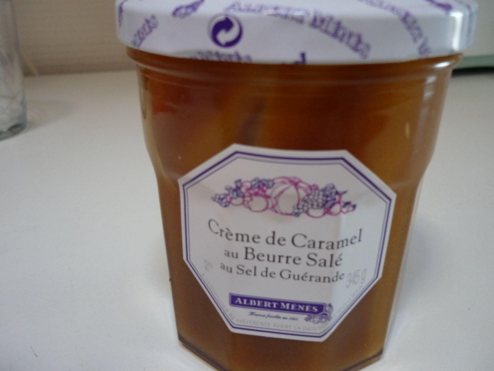 caramel beurre salé albert menes