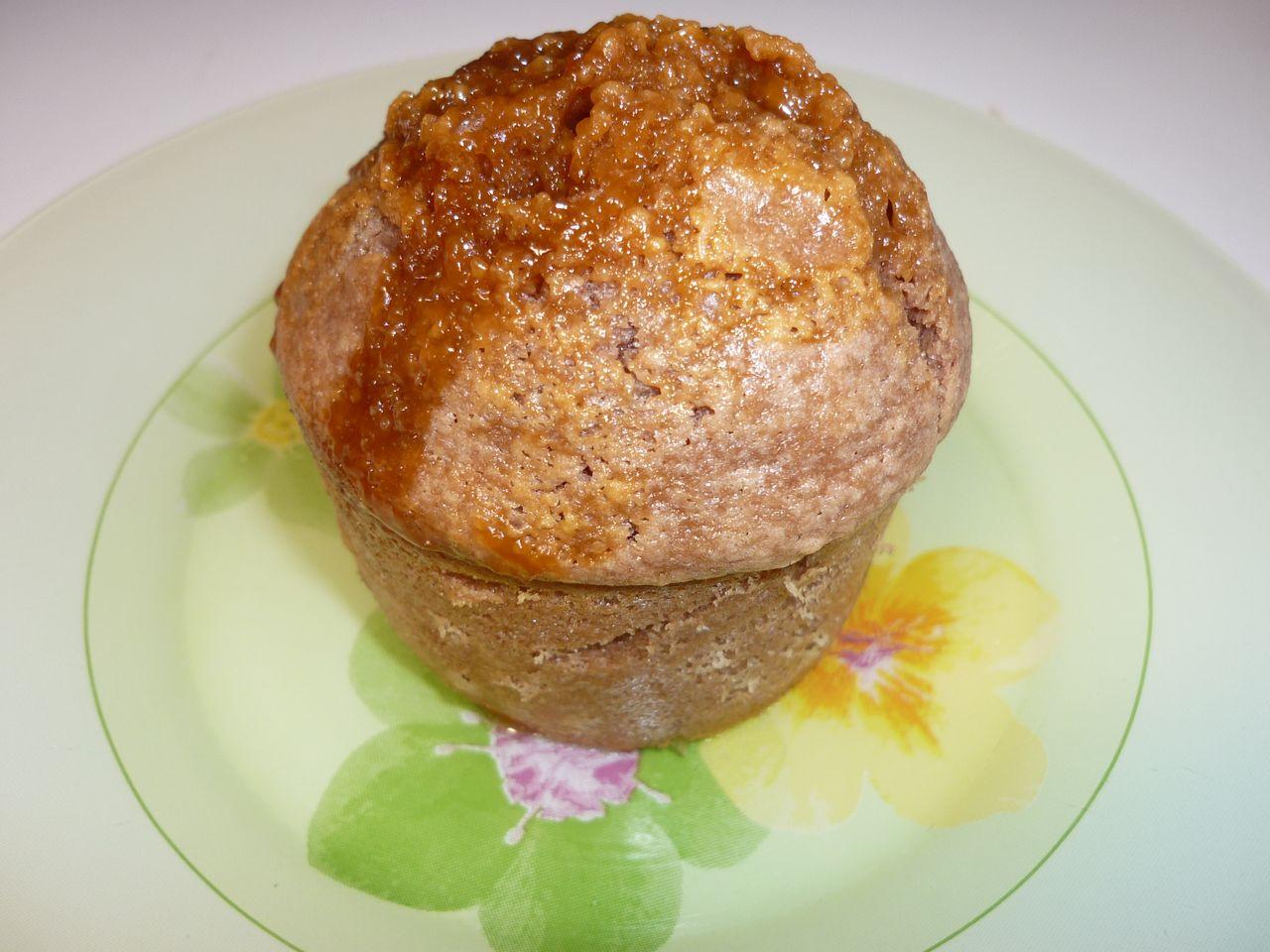 muffin caramel beurre salé