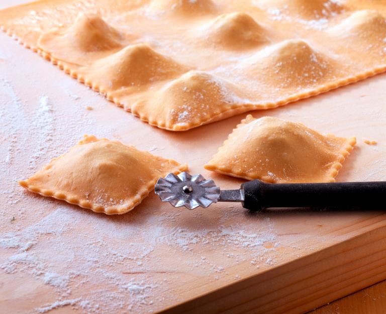 pâte à raviolis