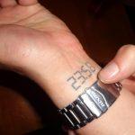 tatouage Iron Maiden