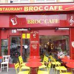 devanture Broc Café