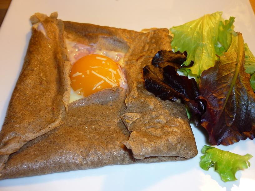 galette bretonne complete