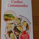 menu gourmix