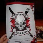 Menu Rock & Eat
