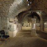 musee archeologique sous sol dijon